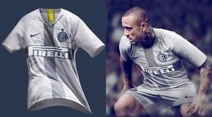 Inter, il design della terza maglia richiama il Duomo di Milano