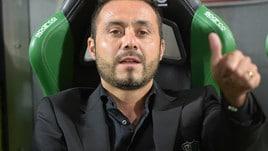 Serie A Sassuolo, De Zerbi studia le mosse anti-Juventus