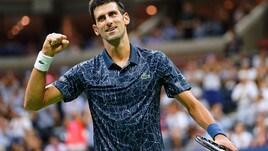 Us Open, Djokovic vede la finale, Nadal in bilico