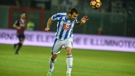 Serie B Pescara, Campagnaro stupisce ancora