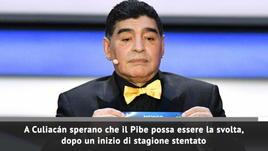 Messico, Maradona nuovo tecnico del Dorados