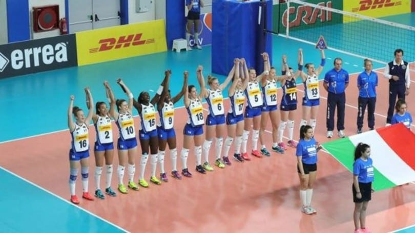 Volley: Europei Under 19, l'Italia sfiderà la Turchia in semifinale