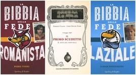La Bibbia di quattro grandi del calcio italiano e il primo campionato, vinto dal Genoa