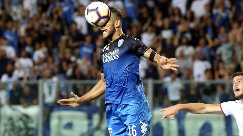 Serie A Empoli, Silvestre: «Felice per l'inizio di campionato»