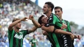 Serie A Sassuolo, differenziato per Magnanelli e Peluso