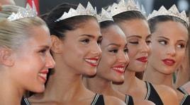 Le Miss Italia sul red carpet di Venezia