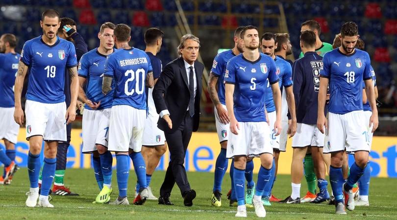 Nations League, Italia-Polonia 1-1: Jorginho risponde a Zielinski, pari in rimonta