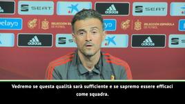 Luis Enrique ribalta la Spagna: