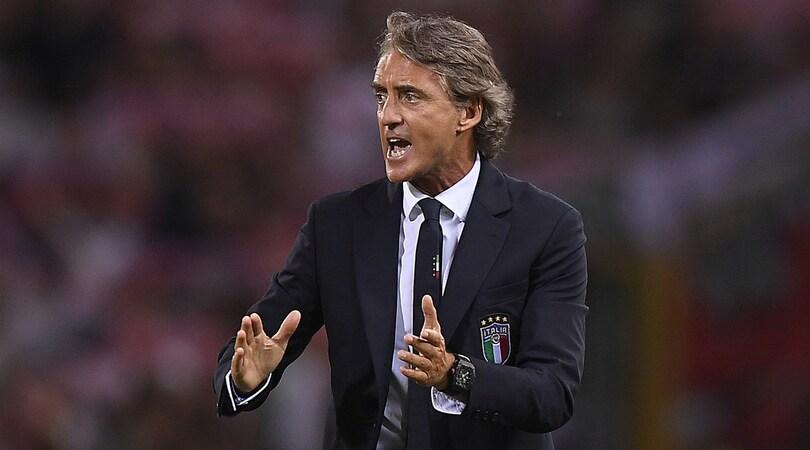 Mancini: «Italia bella a metà, bravo Chiesa. Balotelli? Deve dare di più»