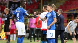 Italia-Polonia, top&flop: Balotelli fiacco e apatico