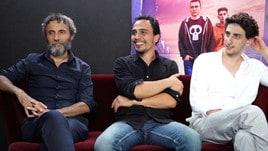 Intervista a Simone Liberati, Pietro Castellitto e Valerio Aprea