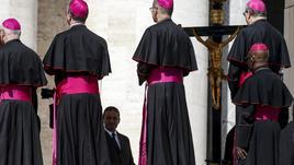 Papa,Chiesa non vuole solisti fuori coro