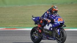 MotoGp Misano, Libere 4: lampo di Viñales, Rossi è 5°