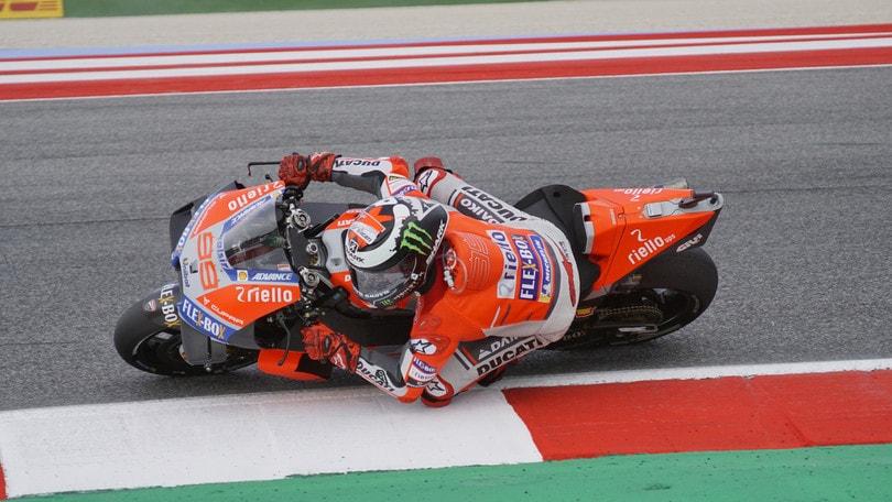 MotoGp Misano, griglia di partenza: Lorenzo in pole, Rossi 7°