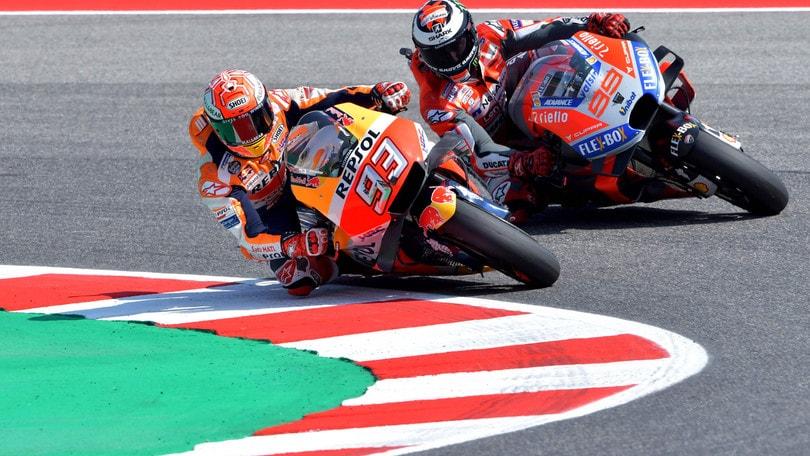 MotoGp Misano, scatto Lorenzo nelle quote: la vittoria a 2,10