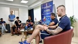 Volley: Mondiali 2018, parlano tecnici e capitani prima di Italia-Giappone