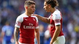Arsenal, Bellerin: «Dai tifosi insulti omofobi»