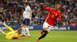 Inghilterra-Spagna 1-2, Saul e Rodrigo gelano Wembley