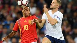 Spagna padrona a Wembley, Inghilterra ko