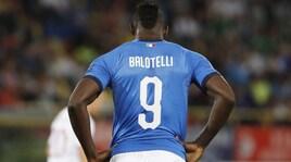 Italia, Balotelli adesso è un peso