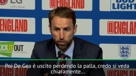 Southgate e Luis Enrique sul gol annullato a Welbeck