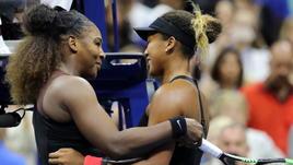 US Open - Osaka nella storia, furia Serena