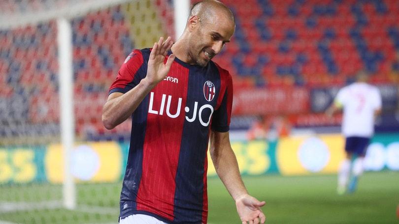 Serie A Bologna, Palacio lavora in gruppo. Differenziato per Skorupski e Poli