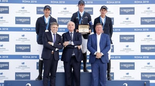 Longines Global Champions Tour, Maher vince a Roma