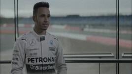 Mercedes, Hamilton non si fida della Ferrari