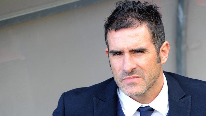 Catania, ufficiale: Cristiano Lucarelli ha risolto il contratto