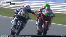 Moto2 Misano: squalificato per due Gp Romano Fenati