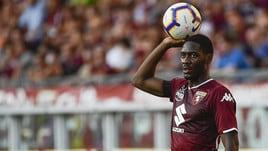 Serie A Torino, Aina e Ansaldi continuano le terapie
