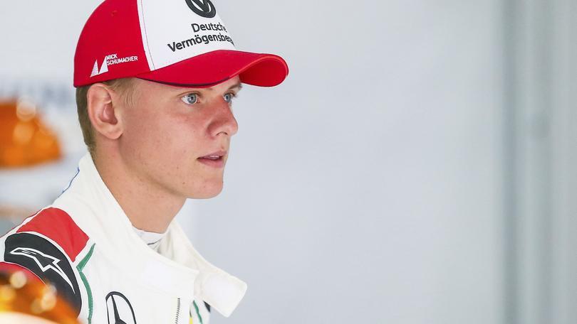 F3: Schumi jr vince gara-3 a Nurburgring