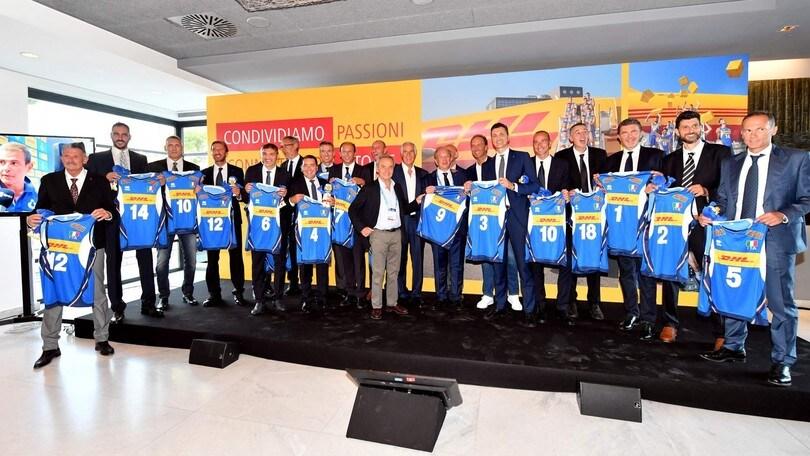 Volley: i Campioni del Mondo del volley hanno salutato l'esordio Mondiale degli azzurri