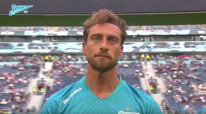 Marchisio debutta con lo Zenit: 1-0 in amichevole