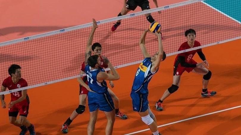 Volley: Mondiali 2018,  l'Italia parte col piede giusto, battuto il Giappone