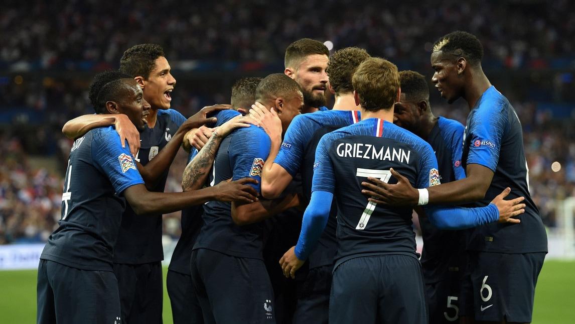 La Nazionale transalpina supera 2-1 l'Olanda a Parigi nella sfida valida per la Nations League