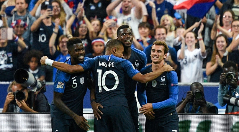 Nations League, Francia-Olanda 2-1: a segno Mbappé e Giroud
