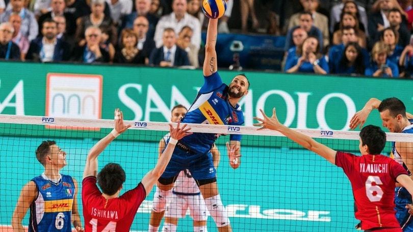 Volley: Mondiali 2018,  gli azzurri in coro: « che emozione giocare al Foro Italico »
