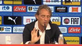 Mancini al giornalista: