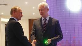 Sobyanin confermato sindaco di Mosca