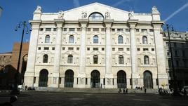 Borsa: Milano apre in piatta, +0,01%