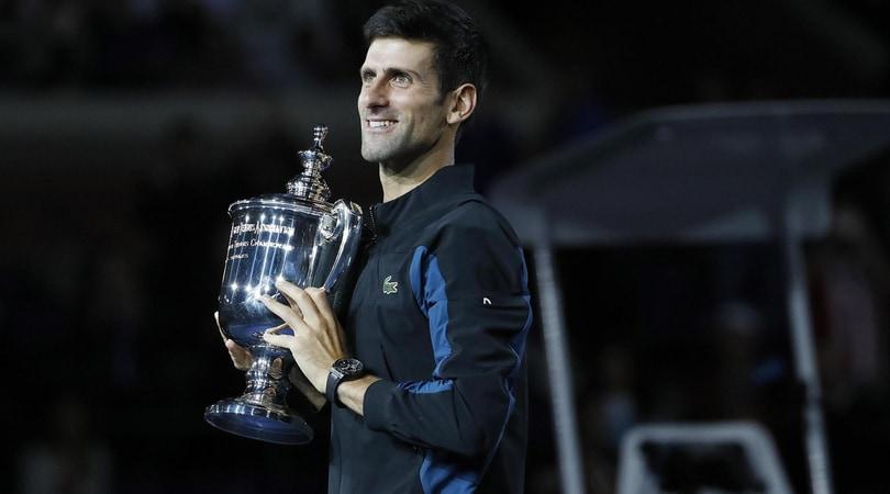 Del Potro ko, Djokovic re degli Us Open per la terza volta