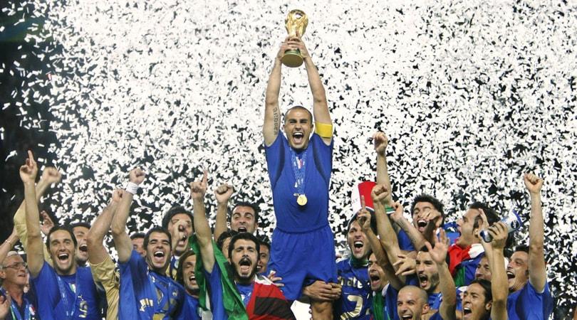 Azzurri Legends, l'Italia sfida la Germania: in campo anche Totti