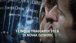 Djokovic, un 2018 in crescendo