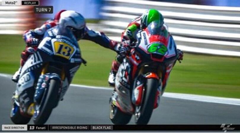 Moto2, Fenati convocato dalla Federazione Italiana e Internazionale
