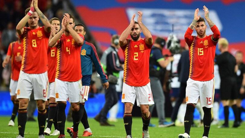 Nations League, impresa Croazia con la Spagna a 5,30