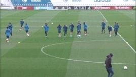 Zidane annuncia il ritorno in panchina