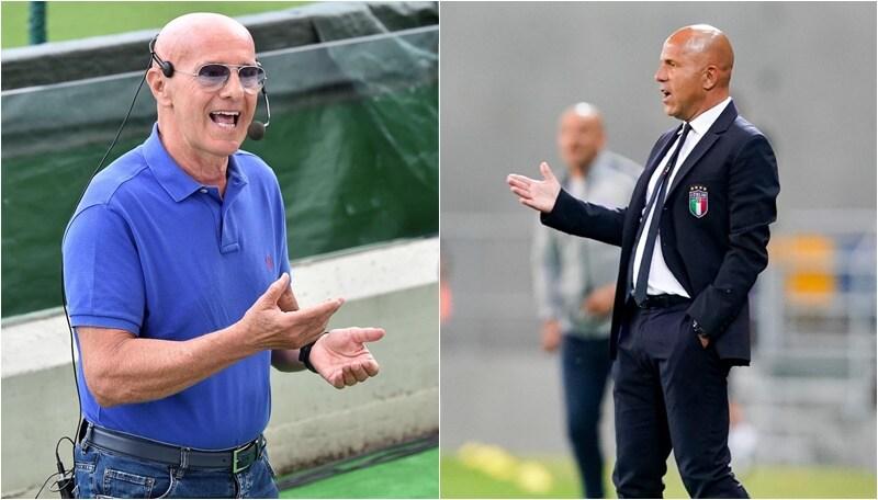 Di Biagio:«Non devo dare nessuna risposta a Sacchi»
