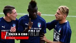 Italia, contro il Portogallo tocca ad Immobile